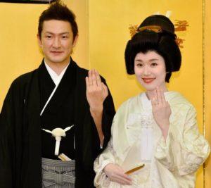 中村獅童 竹内結子との結婚式の画像よりも離婚原因ばかりに注目が集まる皮肉・・・